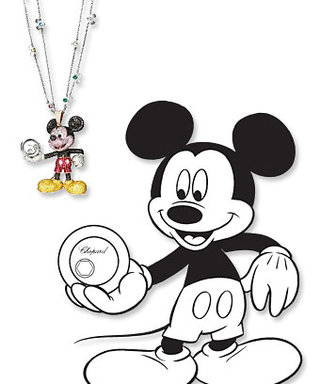 We're Obsessed: Mickey Mouse's Diamond Makeover