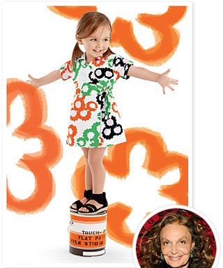 DVF for GapKids: Now in Stores