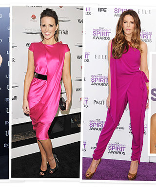 How to Wear Color Like Kate Beckinsale