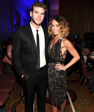 "Miley Cyrus on Liam Hemsworth's Style: ""He's Starting to Step It Up"""