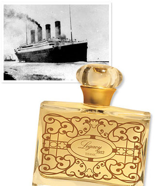 Would You Wear a Titanic-Inspired Fragrance?