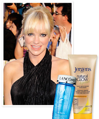 Anna Faris Reveals the Secret to Her Enviable Glow