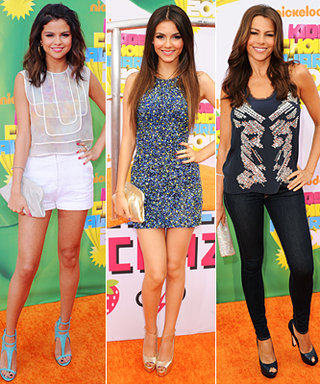 The Kids' Choice Awards Airs Tonight: See Last Year's Looks!