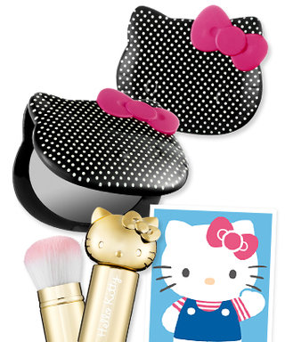 Hello Kitty's New Makeup Collection for Sephora