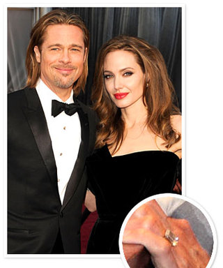 Angelina Jolie and Brad Pitt Engaged: See the Engagement Ring!