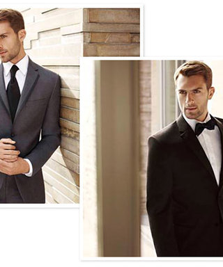 Vera Wang's Tuxedos for Men's Wearhouse: Now in Stores