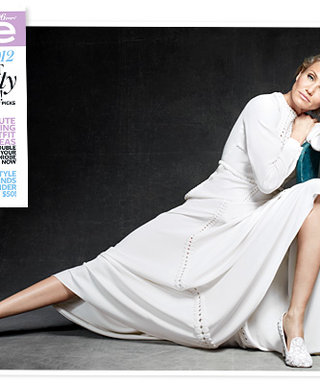 Cameron Diaz Is InStyle's May Cover Girl!