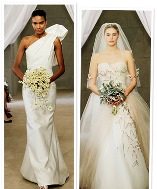 Carolina Herrera's New Wedding Dress Collection: Our 5 Favorite Looks