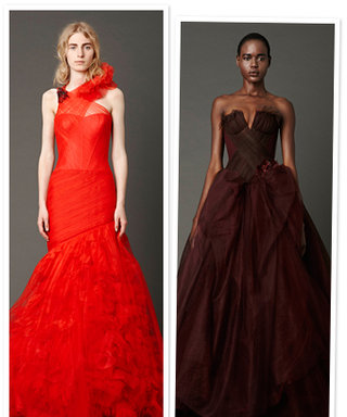 Vera Wang's New Wedding Dresses: Our Top 5 Picks