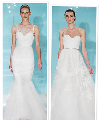 Reem Acra's New Bridal Collection: Our Top 5 Dresses