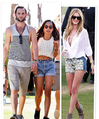 Coachella, Part 2: See What the Stars Wore This Weekend!