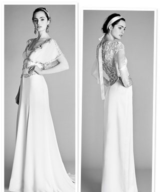 Temperley's New Wedding Dress Collection: Editor's Picks