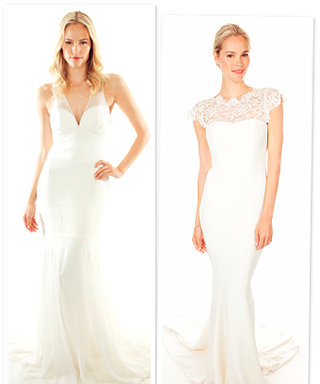 Nicole Miller's New Wedding Dress Collection: Editor's Picks