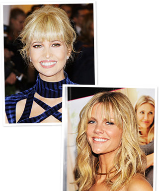 Bangs Alert: Ivanka Trump and Brooklyn Decker
