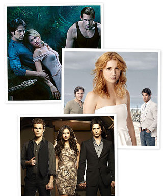 Epic Love Triangles: True Blood and Beyond!