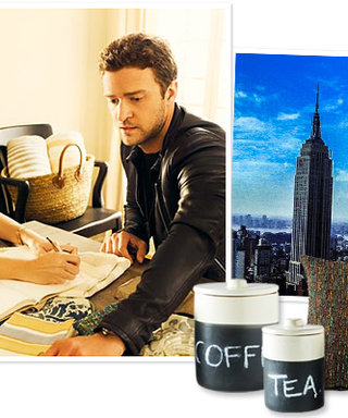 Justin Timberlake's Home Collection: Now Available