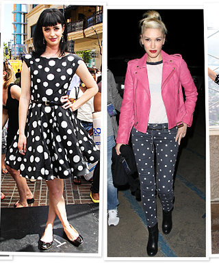 Weekend Style Inspiration: Polka Dots
