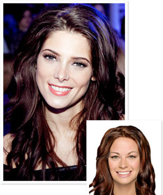 Ashley Greene's Chestnut Curls = The Hairstyle You Tried Most This Week