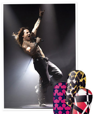 Rock of Ages Inspires New Sally Hansen Nail Strips
