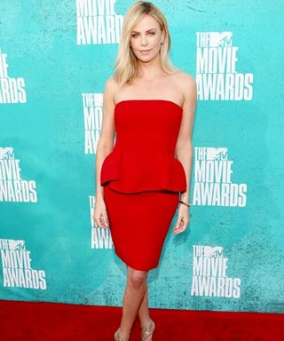 Charlize Theron's Fashion Advice at the 2012 MTV Movie Awards