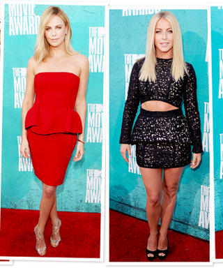 MTV Movie Awards 2012: What Everyone Wore, Peplum, and More!