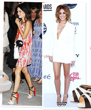 The Hottest Celebrity Shoe Styles (And Where to Buy Them)