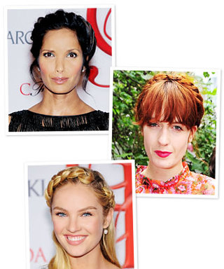 One Heidi Braid, Three Ways: Padma, Florence, and Candice