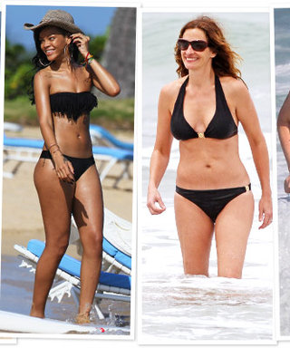 It's World Oceans Day! See Our Favorite Celebrity Bikinis