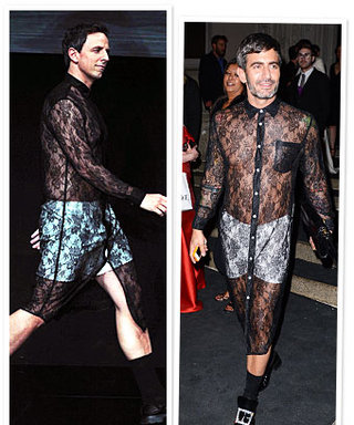 Marc Jacobs on Seth Meyers's Dress: 'I Wore It Better'