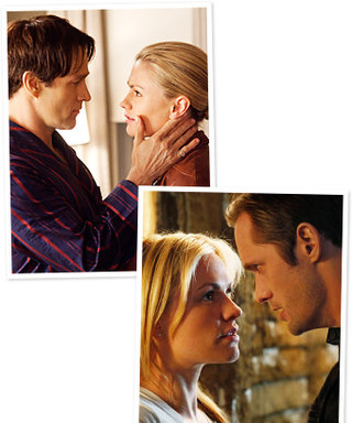 The True Blood Cast Answers: What's the Appeal of a Supernatural Love Triangle?