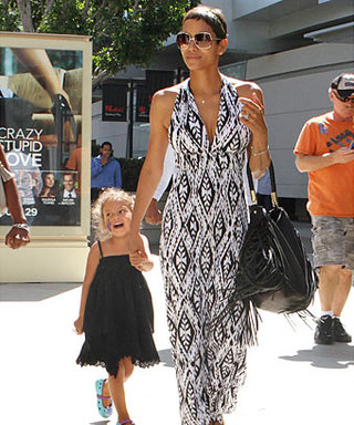 Halle Berry on Her Daughter Nahla's Style: 'She's Very Girly'