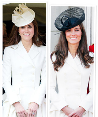 Kate Middleton's Latest Outfit: An Old Coat Worn a New Way