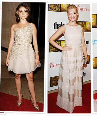 Critics' Choice TV Awards 2012 Photos: See What Everyone Wore!