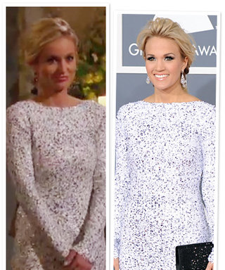 The Bachelorette's Emily Maynard on Her Carrie Underwood Look