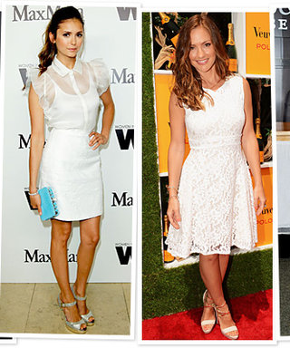 Weekend Outfit Idea: The Little White Dress