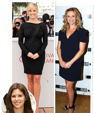 """Reese Witherspoon's Stylist on Dressing Baby Bumps: """"Go Fitted"""""""