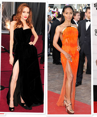 Thigh-High Slit Dresses: A Sexy Look Celebrities Love—Here's Why