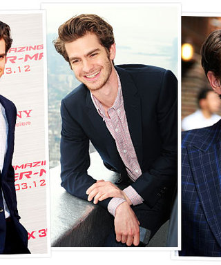 Andrew Garfield on Dressing Up: 'After A While, You Crave Pajamas'