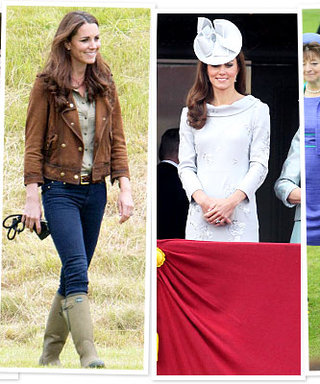 Kate Middleton's Outfits: 76 Pictures to Click Through