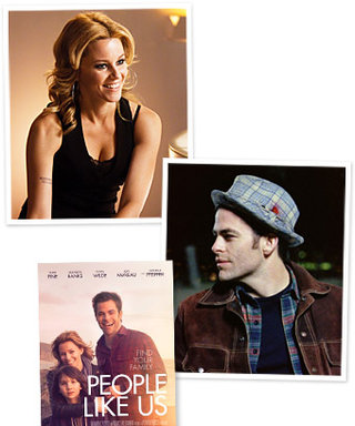 People Like Us in Theaters: Elizabeth Banks and Chris Pines on Their Costumes
