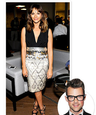 Rashida Jones Wowed Brad Goreski in Her Altuzarra Dress