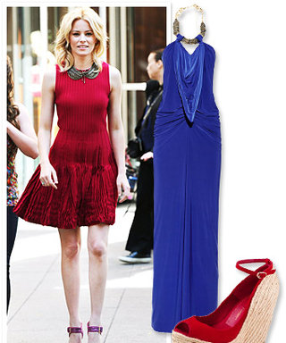 Fourth of July: Red, White, and Blue Celebrity-Inspired Outfit Ideas