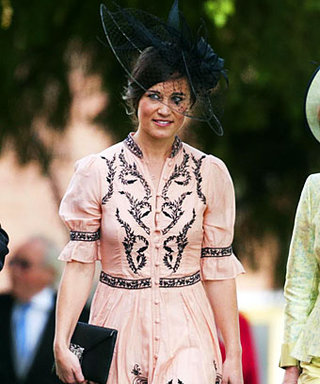 Pippa Middleton's Latest Look: Another Temperley Design!