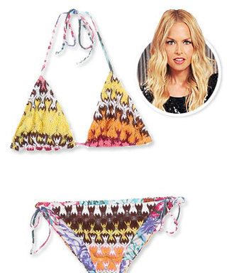 "Rachel Zoe's ""Too Sexy For the Beach"" Bikini"
