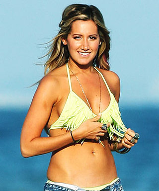 Happy July Fourth: Check Out Ashley Tisdale's Birthday Bikini