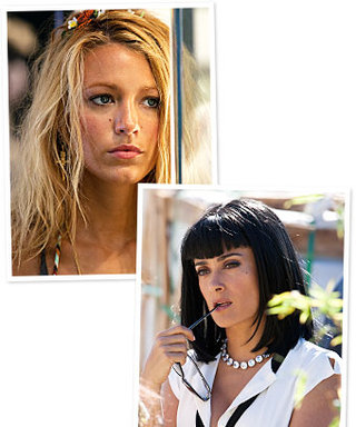 Savages: What Blake Lively Really Thought of Salma Hayek