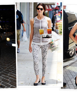 Floral Jeans: How the Celebrities Wear Them (And You Can, Too!)