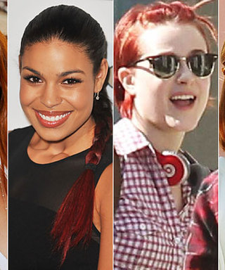 Redhead Roundup: Crimson is the Hair Color of Summer!