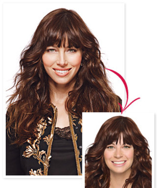 Jessica Biel Is InStyle's August Cover Girl: Try On Her Hair!