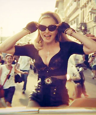 "Watch: Madonna's New Video ""Turn Up the Radio"""